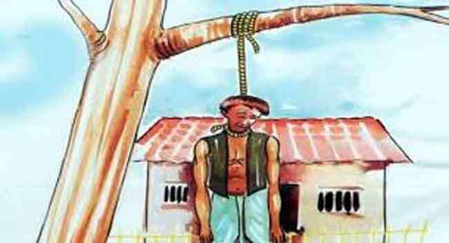 राजस्थान में एक माह में आधा दर्जन किसानों ने की आत्महत्या