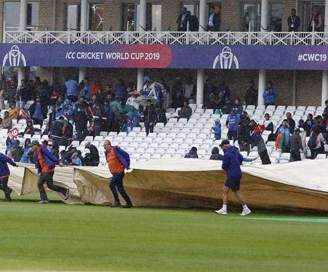 India vs New Zealand Manchester Weather Update Semi Final