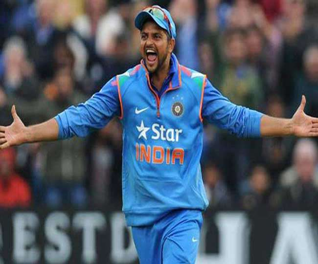 Suresh Raina want to come back in Team India