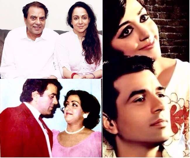 hema malini wishes dharmendra on his birthday in recent tweets