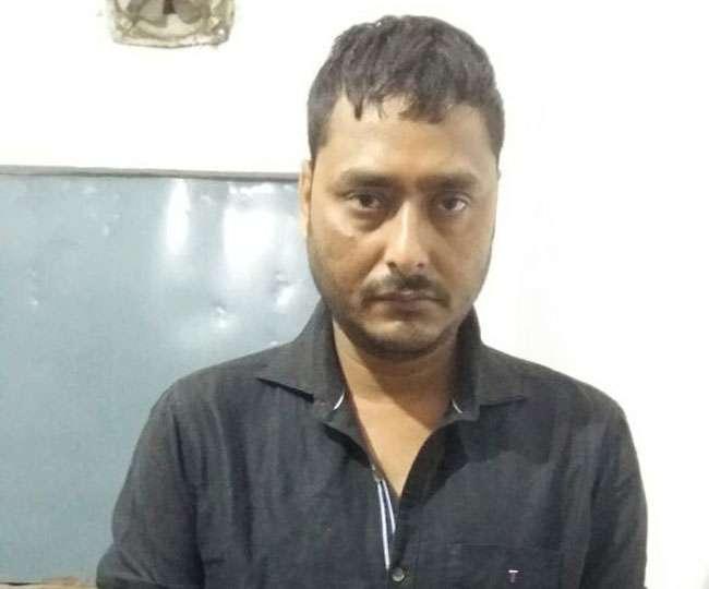 कुख्यात पंकज शर्मा गिरफ्तार, बम विस्फोट कर हो गया था फरार