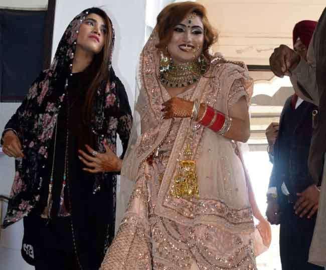 पाकिस्तान की टीचर को अंबाला के युवक से हुआ प्यार, पटियाला आकर रचाई शादी
