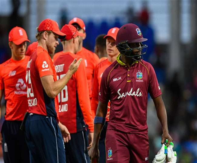 Eng vs WI West Indies team all out on just 45 runs against England ...