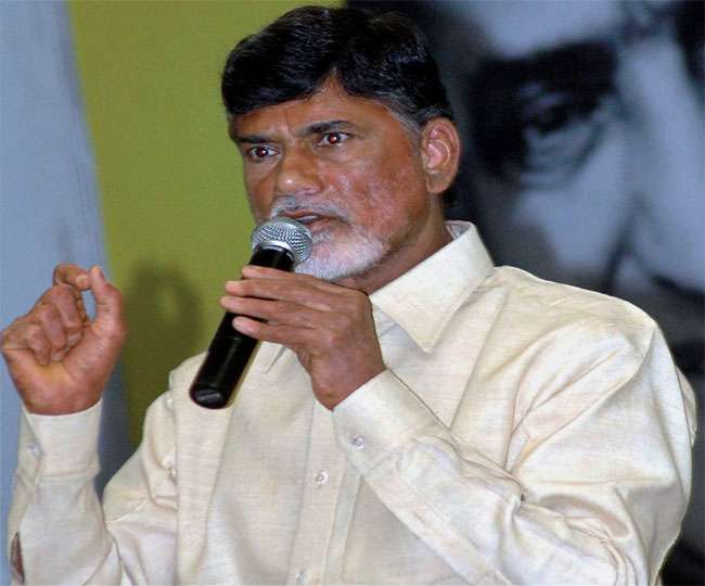 Chandrababu Naidu lashes out on TDP MP Arrest!