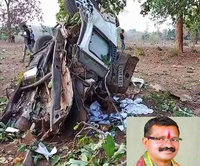 Image result for bhima mandawi par naksali hamla