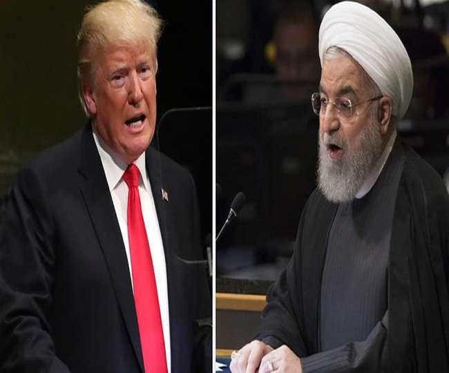Image result for ईरान अमेरिका विवाद