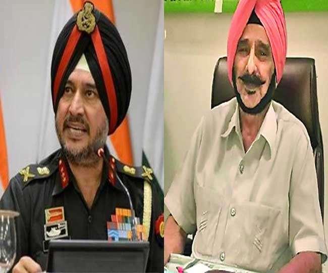 Image result for नार्दर्न कमांड के जनरल ऑफिसर कमांडिंग इन चीफ लेफ्टिनेंट जनरल रणबीर सिंह