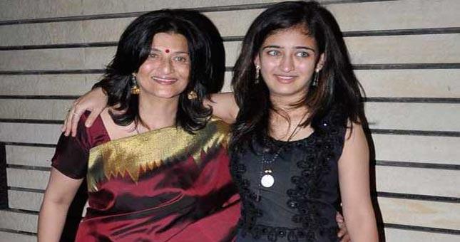 Sarika Hassan about her daughter Akshara
