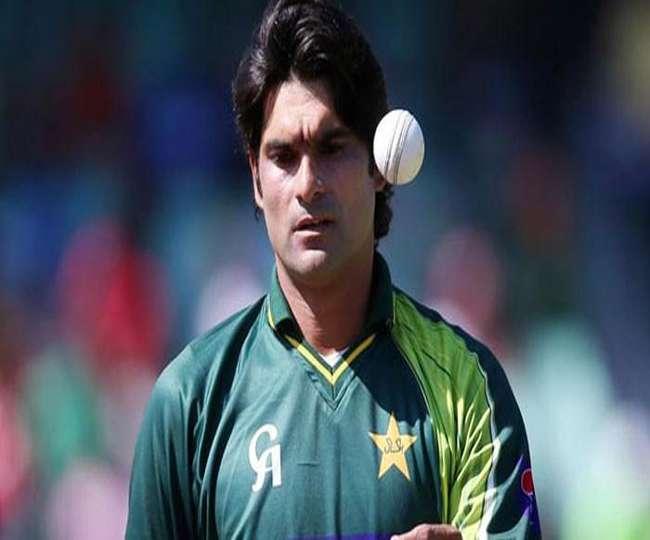 pakistani fast bowler mohammad irfan return back due to