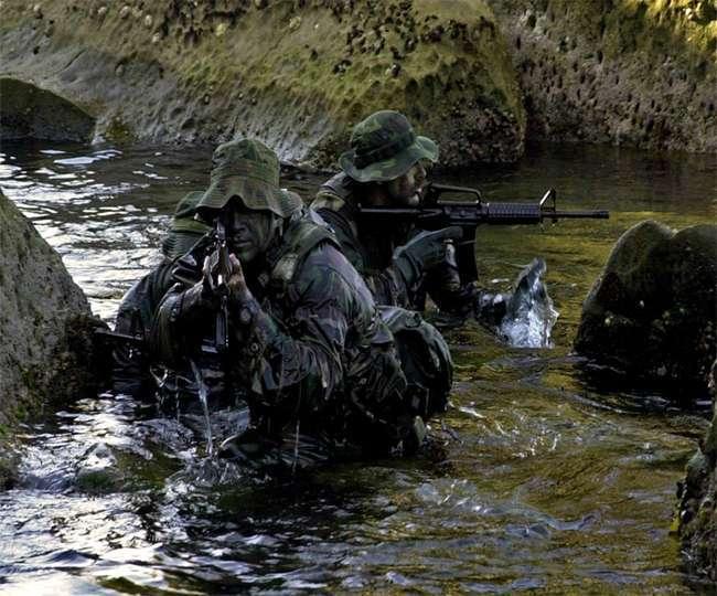 सुंजवां आर्मी कैंप पर आतंकी हमले के बाद फिर सामने आए स्पेशलाइज फोर्स के पैरा कमांडो