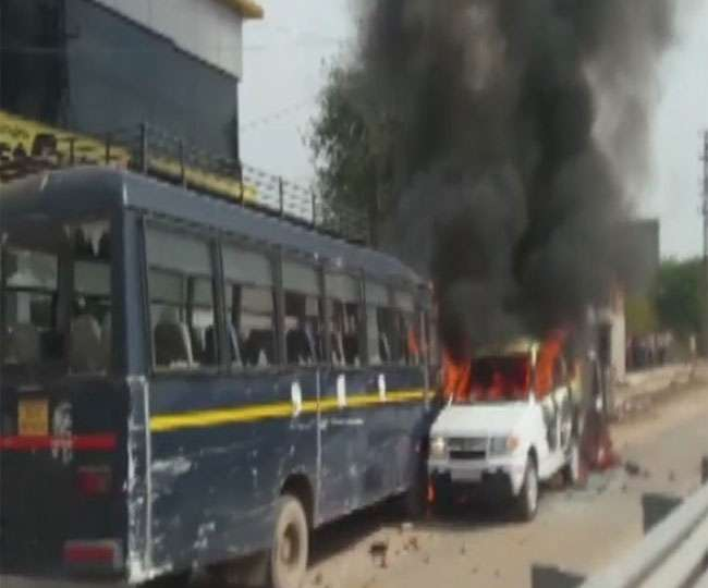 Image result for राजस्थान में उग्र हुआ गुर्जर आंदोलन
