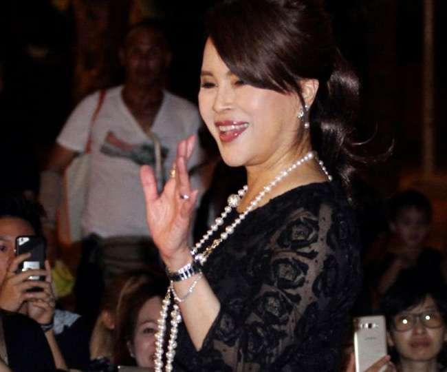 थाई राजकुमारी को उम्मीदवार बनाने वाली पार्टी पर लग सकता है प्रतिबंध
