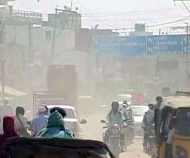 वाराणसी की वायु गुणवत्ता बिगड़ी, कानपुर दुनिया का सबसे प्रदूषित शहर, पढ़ें रिपोर्ट