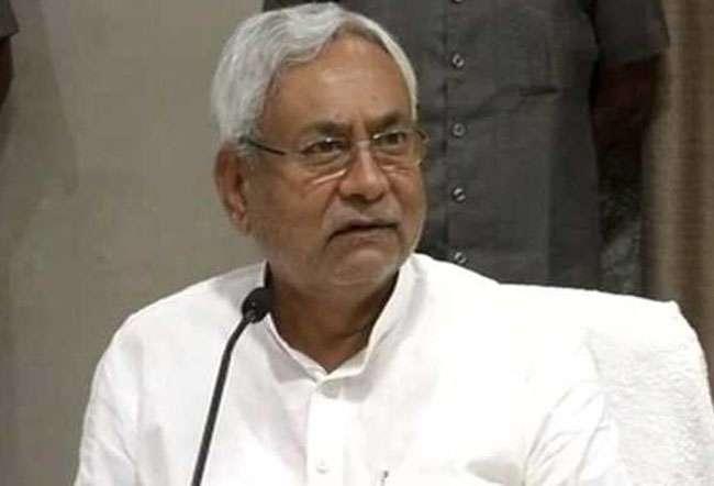 Image result for चुप्पी पर नीतीश ने दिया जवाब, विपक्ष पर कसा तंज