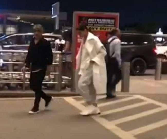 एयरपोर्ट पर ऐसे कपड़ों में दिखीं Deepika Padukone, लोगों ने जमकर उड़ाया ड्रेसिंग सेंस का मज़ाक