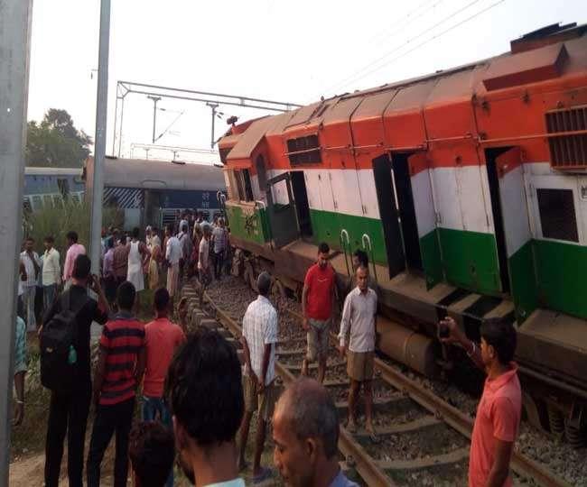 यूपी: रायबरेली में मालदा-नई दिल्ली एक्सप्रेस की नौ बाेगियां डीरेल, सात की मौत, 36 जख्मी