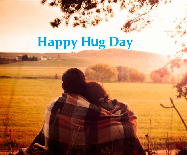 Image result for hug day 2019 मैसेज