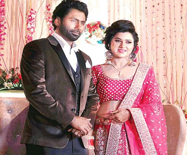 ncr Bigg boss winner Manvir joined Reception of indian cricketer ...