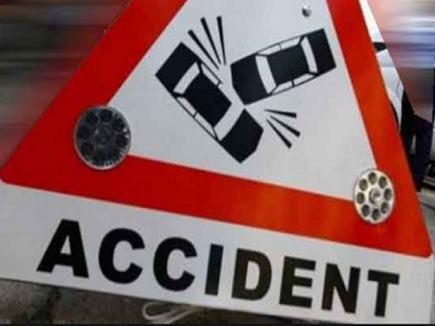 दर्दनाक सड़क हादसा : ऊना-अम्ब रोड पर अनियंत्रित होकर दुकान से टकराई कार, एक की मौत