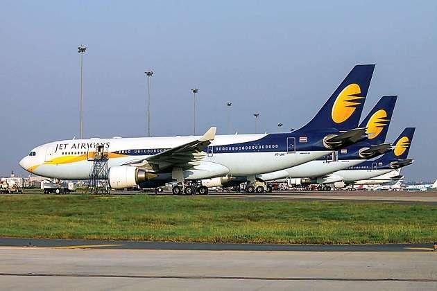 दो कर्जदाताओं ने जेट एयरवेज को एनसीएलटी में घसीटा