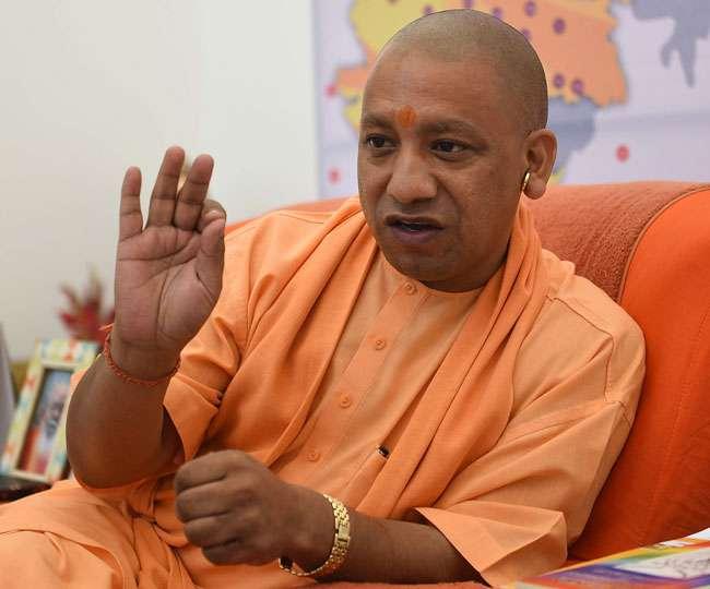 Image result for मुख्यमंत्री योगी आदित्यनाथ ने कहा, अयोध्या के दीपोत्सव की तरह ही मनाई जाएगी मथुरा की जन्माष्टमी