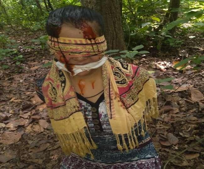 गोरखपुर में युवती का अपहरण कर पीटा, हाथ-मुंह बांधकर WhatsApp पर पिता को भेजी फोटो Gorakhpur News