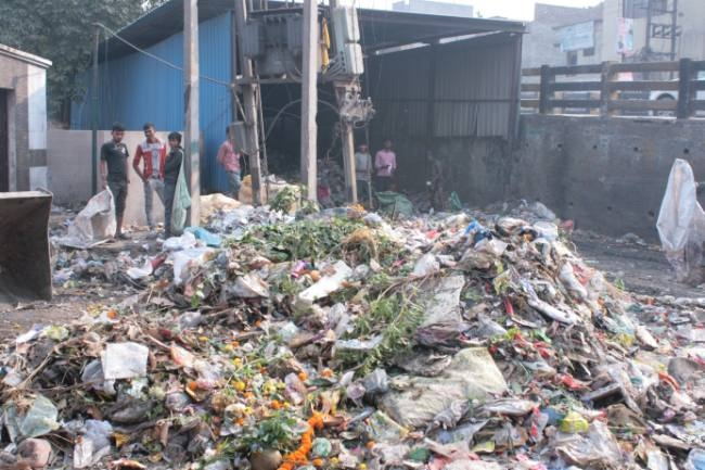 Dumping station become problem in panipat