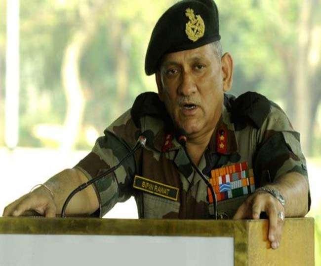 घुसपैठ नहीं रोकेगा तो पाक सैन्य पोस्ट को बर्बाद करती रहेगी सेना: आर्मी चीफ