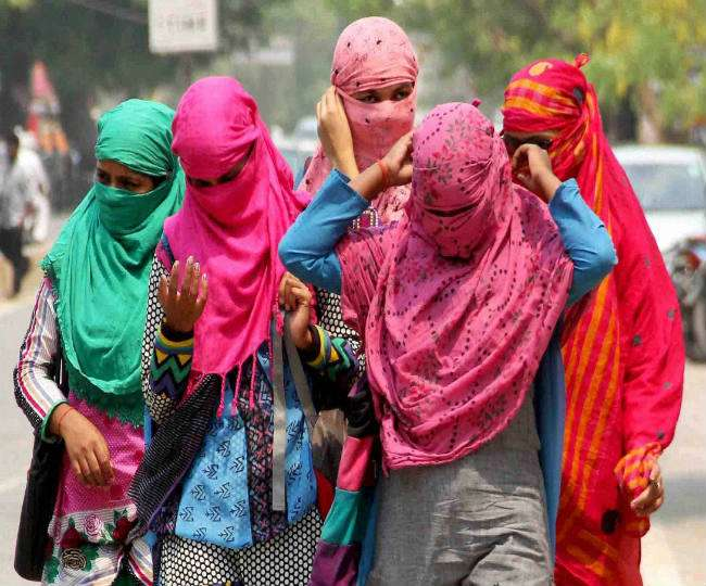 Temperature rise regularly in whole india be ready to face it