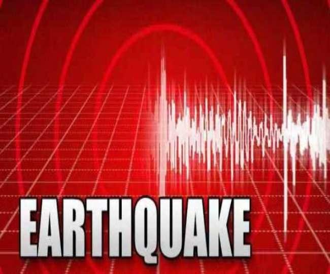 कश्मीर में भूकंप के झटके, लोगों में रहा दहशत का माहौल