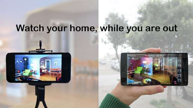 How To Turn Your Old Smartphone Into A Powerful CCTV Camera