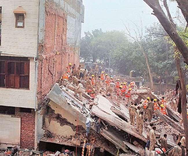 दिल्ली का ललिता पार्क हादसाः 70 मौतों का सिर्फ एक जिम्मेदार, जुर्माना भी महज 21 हजार
