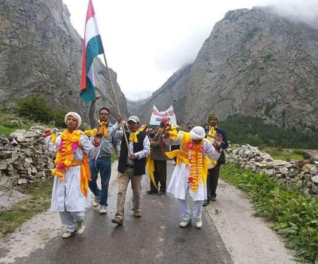 भारत-चीन पर एक गांव ऐसा जहां लोकपर्व के रूप में मनाते हैं स्वतंत्रता दिवस