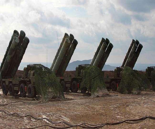 रूस से मिसाइल रक्षा प्रणाली के लिए जल्द हो सकता समझौता