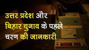 Lok Sabha Election 2019: जानिये उत्तर प्रदेश और बिहार के पहले चरण की डिटेल