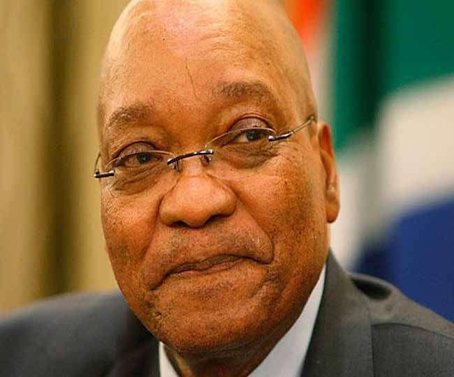 भ्रष्टाचार के आरोपों में घिरे दक्षिण अफ्रीका के राष्ट्रपति जुमा की छुट्टी तय