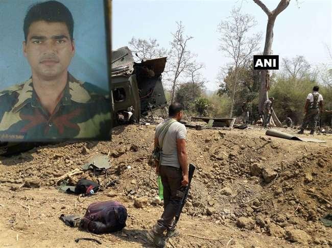 सुकमा नक्सली हमले में शहीद हुआ बिहार का लाल image के लिए इमेज परिणाम