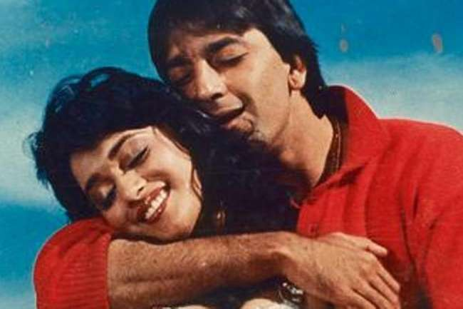 Kalank developed a new relationship between Sanjay Dutt and Madhuri Dixit  after 21 years