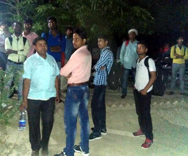 बाराबंकी : पटना-कोटा एक्सप्रेस पटरी से उतरी, हादसे के बाद मची चीख-पुकार