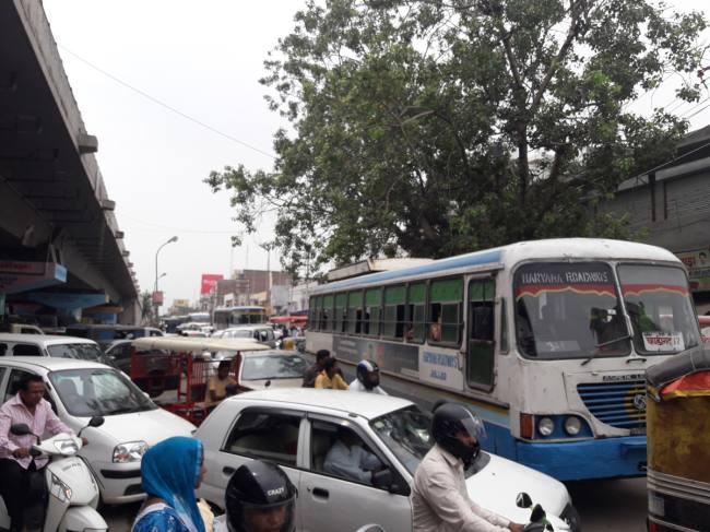 Image result for ट्रैफिक panipat