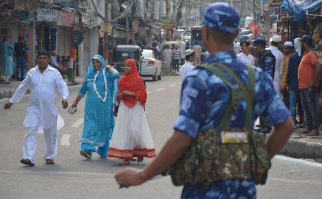बकरीद पर कड़ी रही सुरक्षा, अब स्वतंत्रता दिवस के लिए कमर कसी