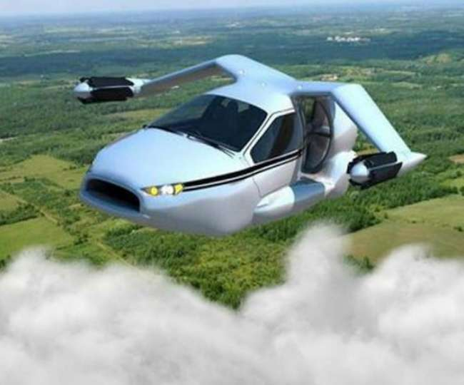 Know all about Flying cars Manufacturing Plant to be setup in Gujarat  Jagran Special