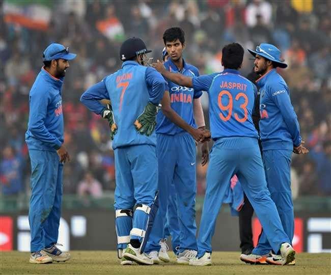 भारत ने लिया धर्मशाला का बदला, मोहाली में श्रीलंका को 141 रन से हराया