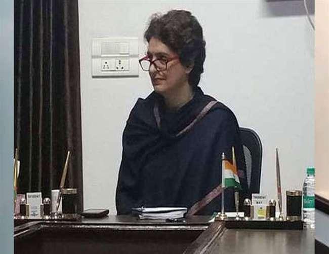 शिवपाल सिंह यादव ने फोन पर मिलने का समय मांगा, प्रियंका गांधी वाड्रा ने कहा-अभी व्यस्त हूं