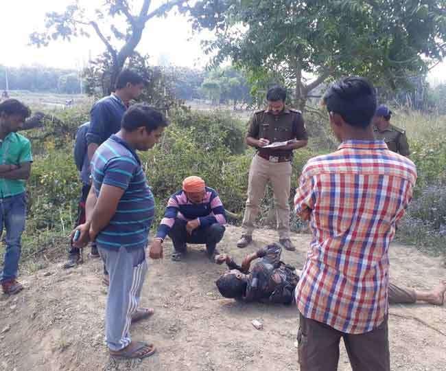 रामनगर में ट्रेन की चपेट में आने से युवक की मौत