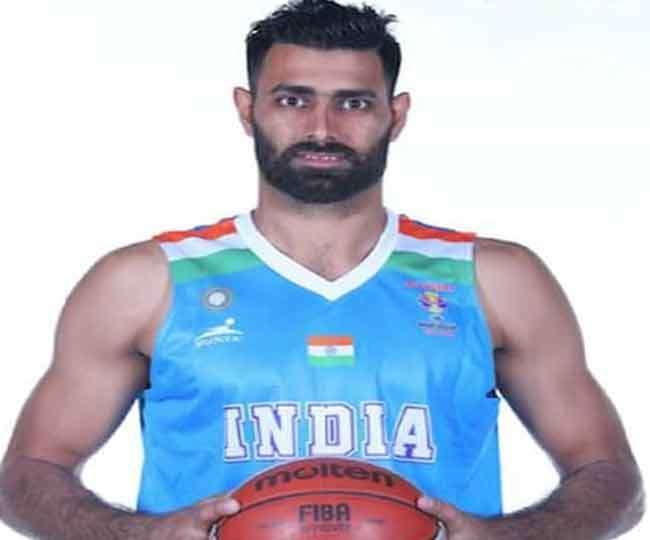 कॉमनवेल्थ गेम्स के लिए यादविंदर को मिली बास्केटबाल टीम की कमान