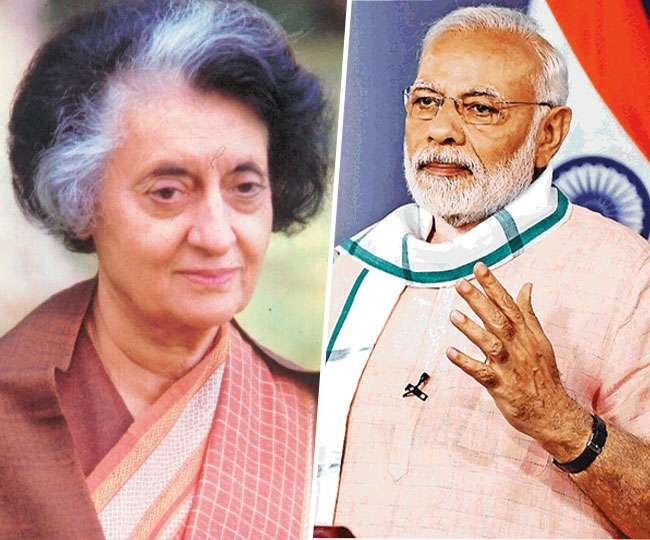 इंदिरा गांधी के बांग्लादेश और नरेंद्र मोदी के बालाकोट के पीछे ये थी बड़ी लेकिन अलग वजह!