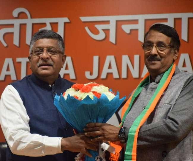 सोनिया गांधी के घर में सेंध, कांग्रेस के दिग्गज नेता टॉम वडक्कन भाजपा में हुए शामिल