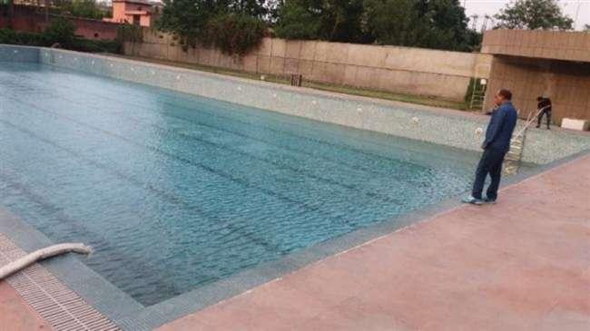 जम्मू में तैराकी सीखने को 32 लाख में बनेगा स्विमिंग पूल