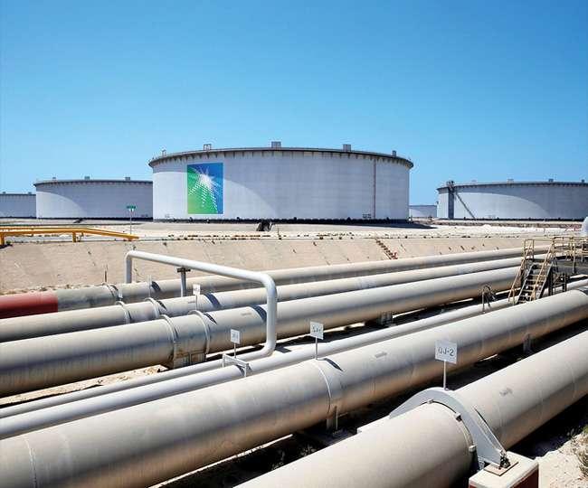 सऊदी अरब की तेल पाइप लाइन पर ड्रोन से हमला, कच्चे तेल की आपूर्ति रोकी